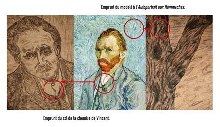 Culture le magazine culturel de l universit de li ge rendre au dr gachet ce qui n 39 est pas de - Van gogh autoportrait oreille coupee ...
